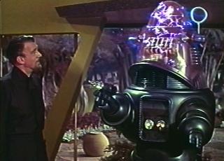 Moebius habla con su Robot